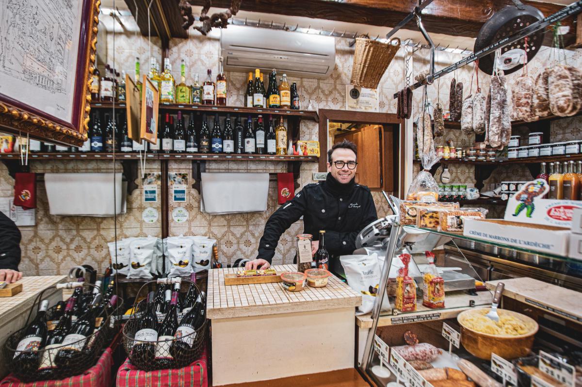 Chez L Auvergnat Avant Travaux 40